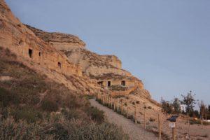 Arguedas 2019 8 Cuevas Atardecer Ok