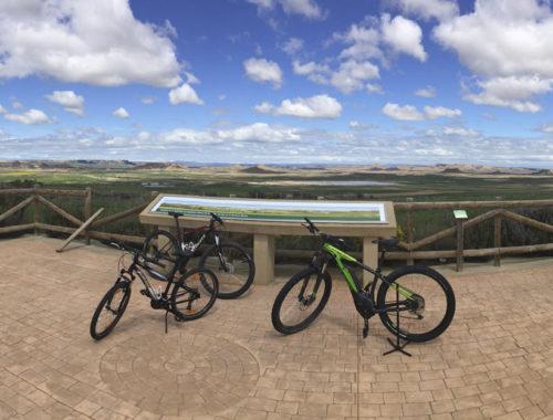 Bardenas Arguedas Bardenas Bike 1