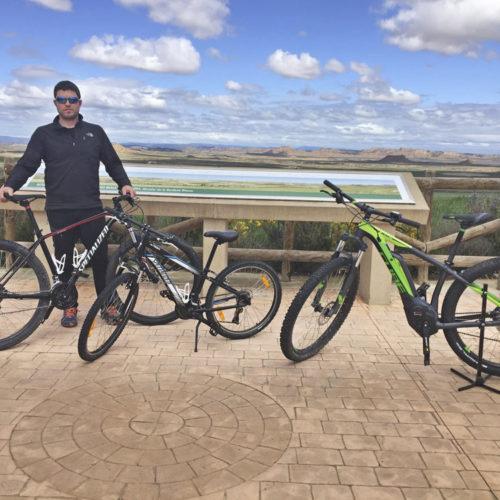 Bardenas Arguedas Bardenas Bike 6