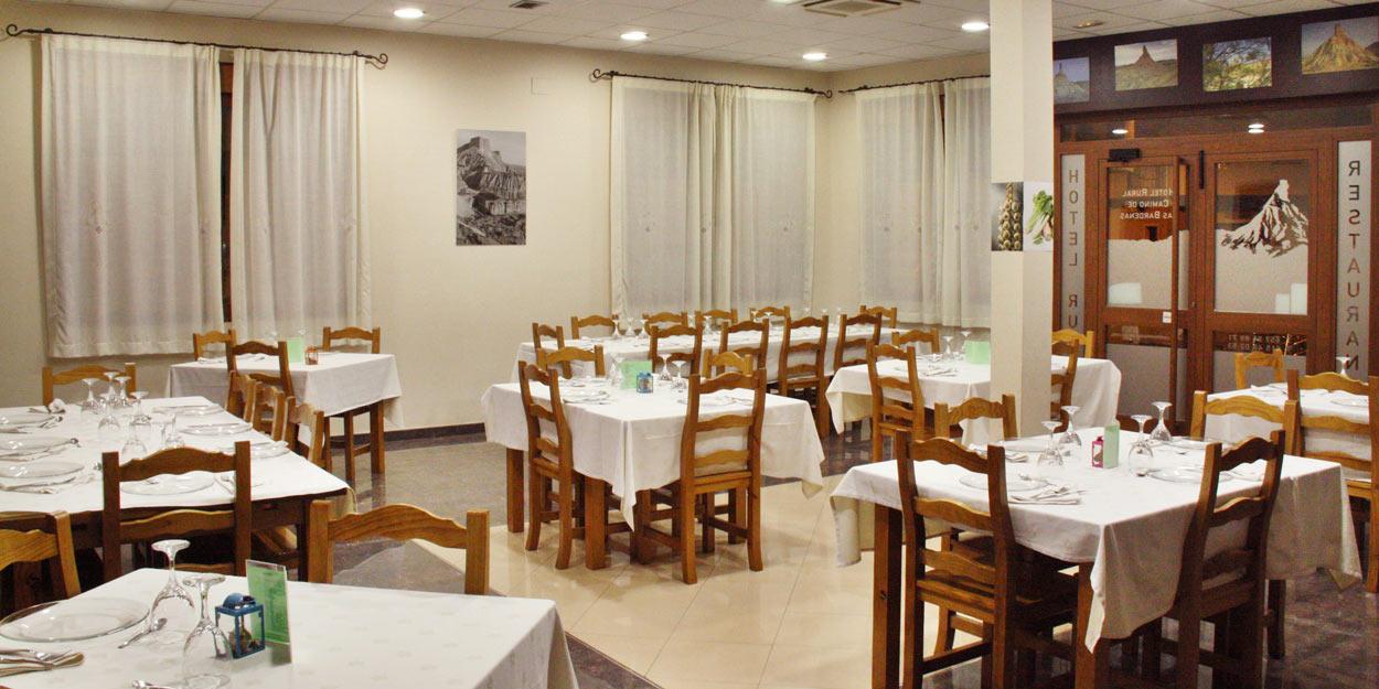 Bardenas Arguedas Camino Bardenas Restaurante 2020 1