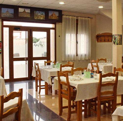 Bardenas Arguedas Camino Bardenas Restaurante 2020 4