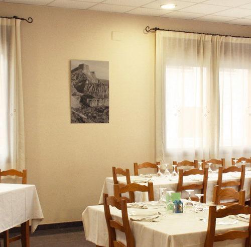 Bardenas Arguedas Camino Bardenas Restaurante 2020 6