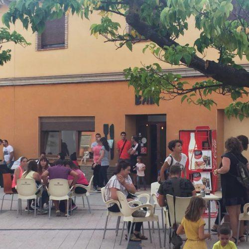 Bardenas Arguedas Camino Bardenas Restaurante 2020 7