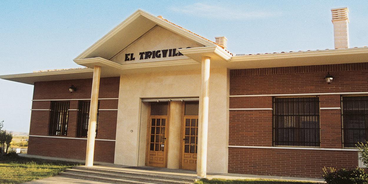 Bardenas Arguedas El Triguillo Restaurante 2020 1