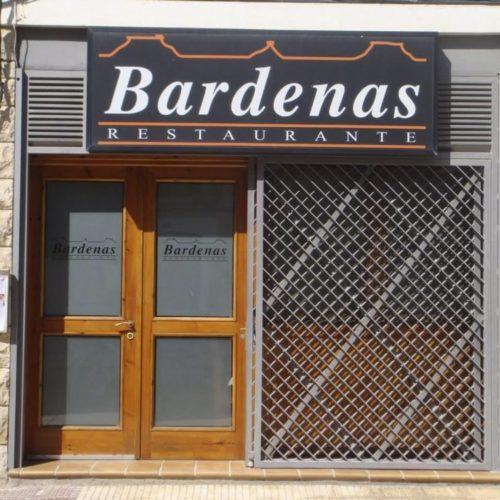 Bardenas Restaurante Arguedas 2020 12