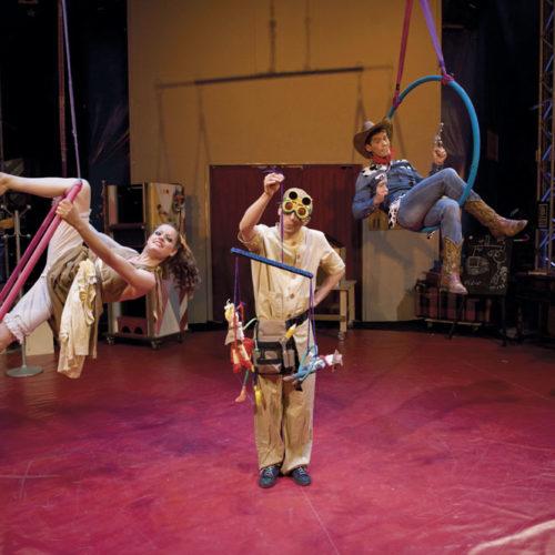 Sendaviva 2019 3 Circo